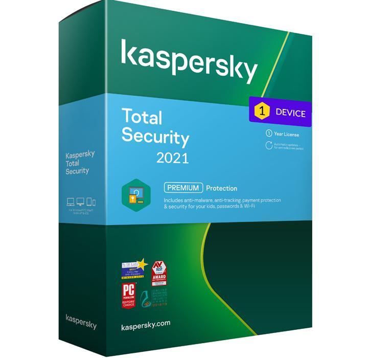 KAspersky license key Total security 2021